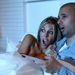 Televizor v spalnici je smrt za seks!
