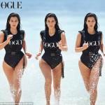 Všeč nam je bolj naravna različica Kim Kardashian!