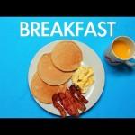 Neverjetno: Poglejte si, kaj vse ljudje po svetu jejo za zajtrk (video)