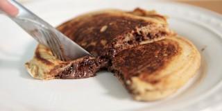 RECEPT: Najbolj slastne čokoladne palačinke vseh časov