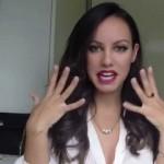 Naliči se kot profesionalka: čudovit jesenski make-up (video)