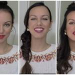 3 enostavne frizure v samo 5 minutah (video)