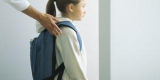 vzgoja otroka šolska torba