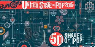 Tukaj je Mix 2015: Vaših 50 najljubših hitov leta v eni pesmi