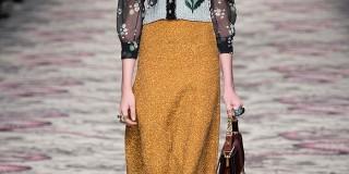 Scaronik piflarska moda s kančkom ekscentričnosti