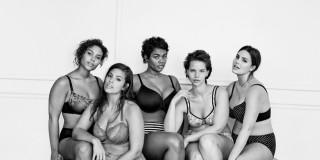 Kampanja prodajalne Lane Bryant v svojih oglasih predstavlja resnične ženske (foto:Profimedia)