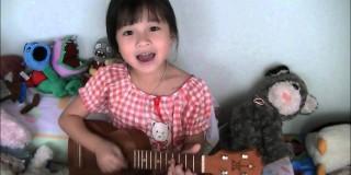 Video dneva: 6-letna deklica je s svojim talentom osvojila srca po vsem svetu