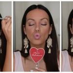 Video nasvet za ličenje: Valentinov makeup