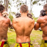 Foto: Firefighters Calendar Australia facebook