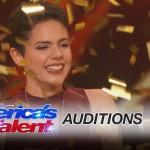Video dneva: Talentka s težko življenjsko zgodbo je prepričala celo največje dvomljivce!