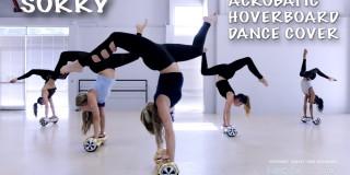 """Poglejte si nov stil plesa: Punce """"razturajo"""" na pesem od Justina Bieberja"""