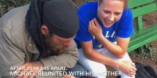 Video, ki nas je ganil do solz: Tako brezdomcem in njihovim družinam življenja obračajo na bolje