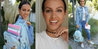 Video nasvet: Nazaj v šolo – Makeup, Frizura in Stil