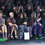 KENZO x H&M Launch Event Directed By Jean-Paul Goude' - Front Row