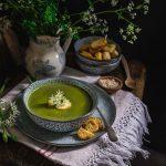 Čemaževa juha s skrivno sestavino