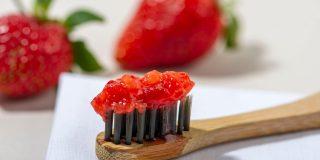 beljenje zob z jagodami