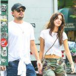 Leonardo DiCaprio in Camila Morrone 2