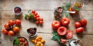 Top zelenjava poletja: Paradižnik