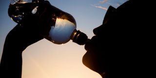 napaka pri pitju vode 1