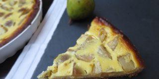 Medena hruškova pita