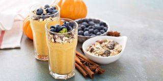 zdrav in okusen jesenski zajtrk