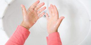 umivanje rok