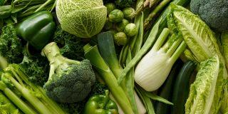 Zelena zelenjava povečuje odpornost