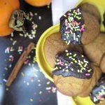 Aromatični praznični piškoti brez glutena