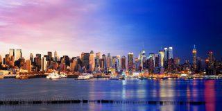 plesno potovanje v new york