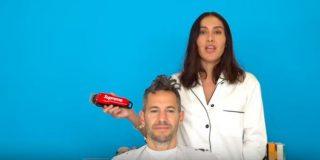striženje moških las doma