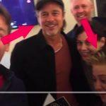 Brad Pitt in Alia Shawkat