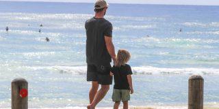 Chris Hemsworth zvezdniški očka 5