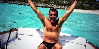 Antonio Banderas 60 let 4