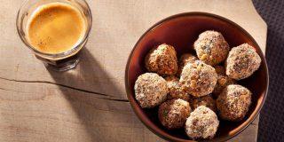 figove kroglice brez peke
