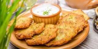 krompirjevi kroketi s sirom