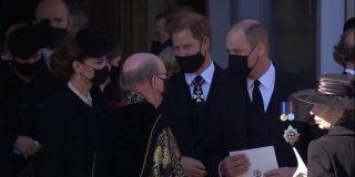 harry in william po pogrebu