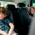 test otroških varnostnih sedežev