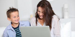 otroci in internet