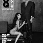 Megan Fox in Machine Gun Kelly